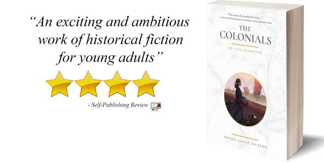Review: The Colonials by Tom Durwood
