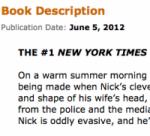 Book Blurb Rewrite